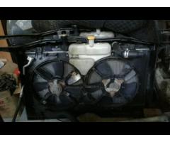 Телевізор, Радіатор, підсилювач бампера, ришітка, Мазда 6 Mazda 6 - Изображение 3/8