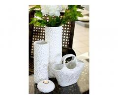 Керамические вазы, статуэтки, подсвечники купить Украина