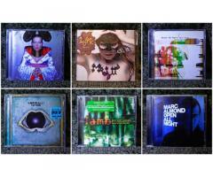 CD Аудио компакт-диски PsyRock Ambient IDM Industrial GoaTrance