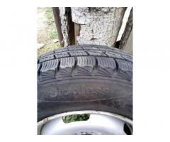 Колеса 195/70R14 + диски